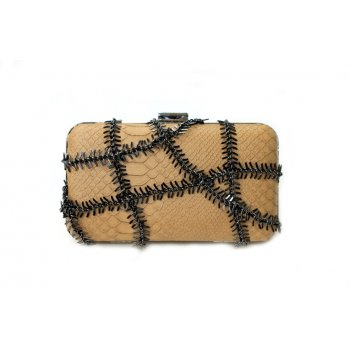 "Extra-Extra.London Clutch "" Margaret"""