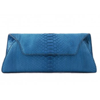 Extra-Extra.London Python Clutch