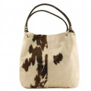 Cow hide Handbag